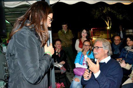 Catena Fiorello con prof Antonio Scialpi